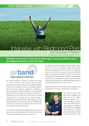 Airband Interview