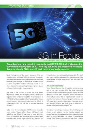 5G in Focus