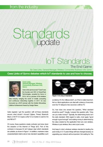 p28 - IoT Standards