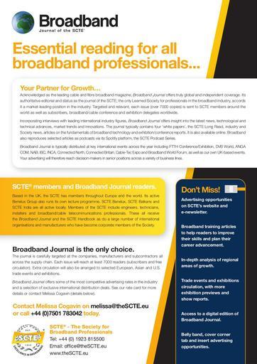 2021 Broadband Journal Media Pack