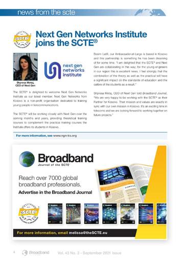 SCTE News
