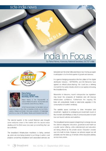 SCTE India