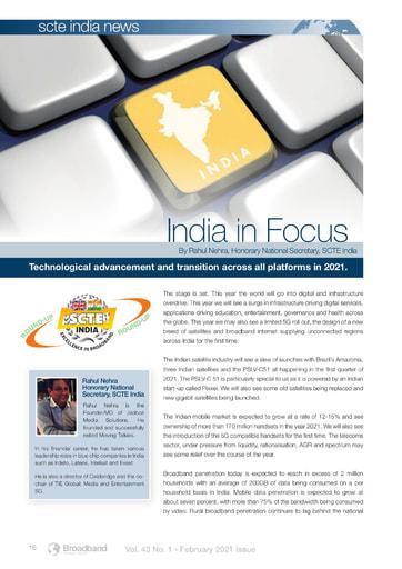 SCTE NEWS India