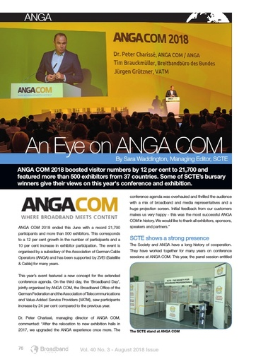 p76 An Eye on ANGA COM