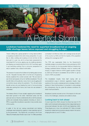 Long Read - Perfect Storm
